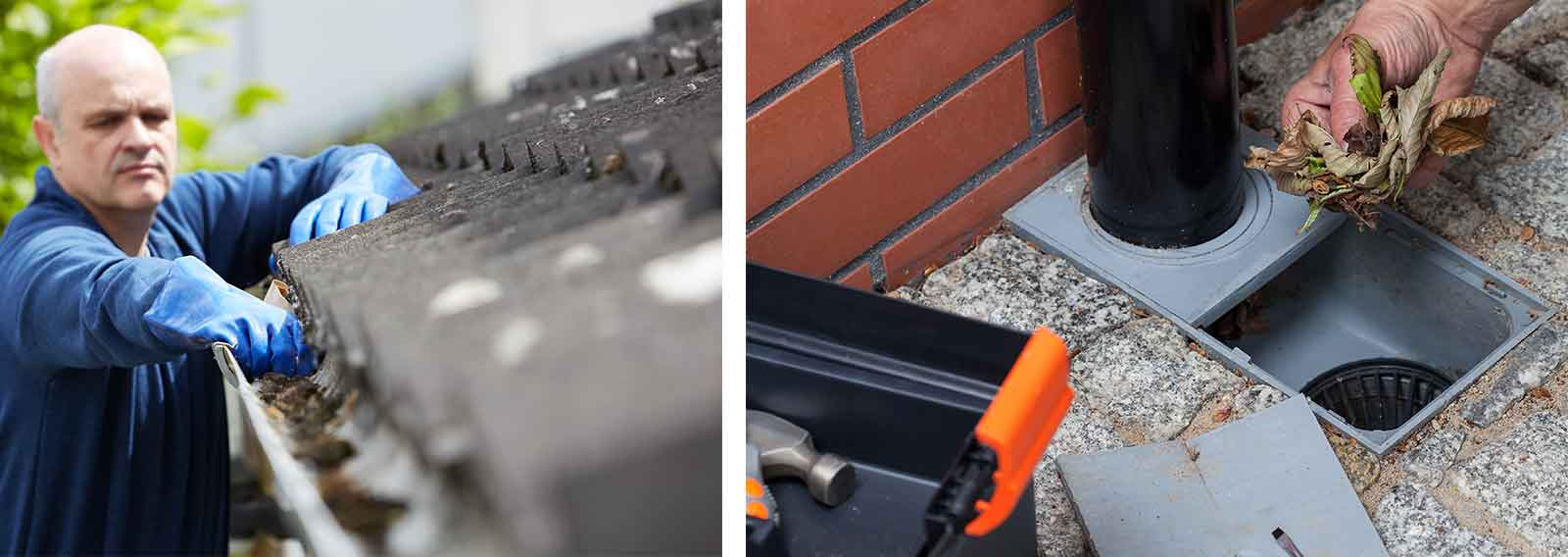 Residential or Commercial Gutter Cleaning London