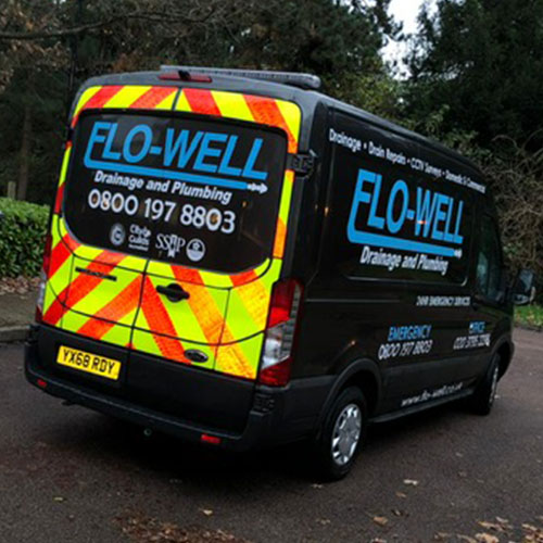 Blocked Drain London - Call The Drain Unblocking Experts at Flo-Well