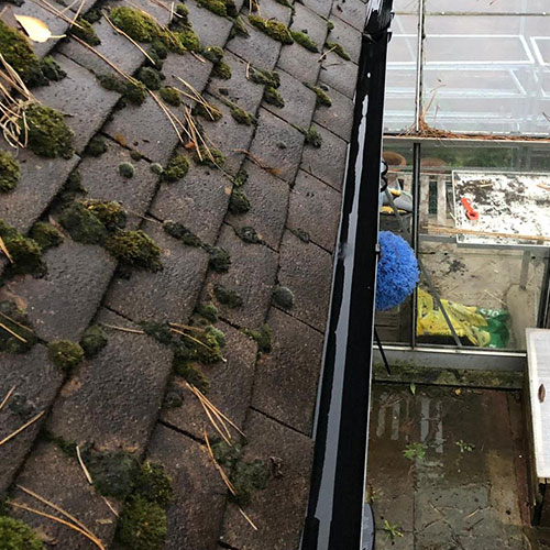 Gutter Cleaning Leatherhead