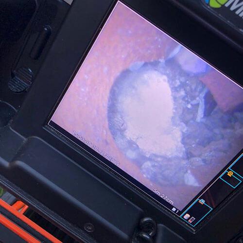 CCTV Drain Survey Sutton