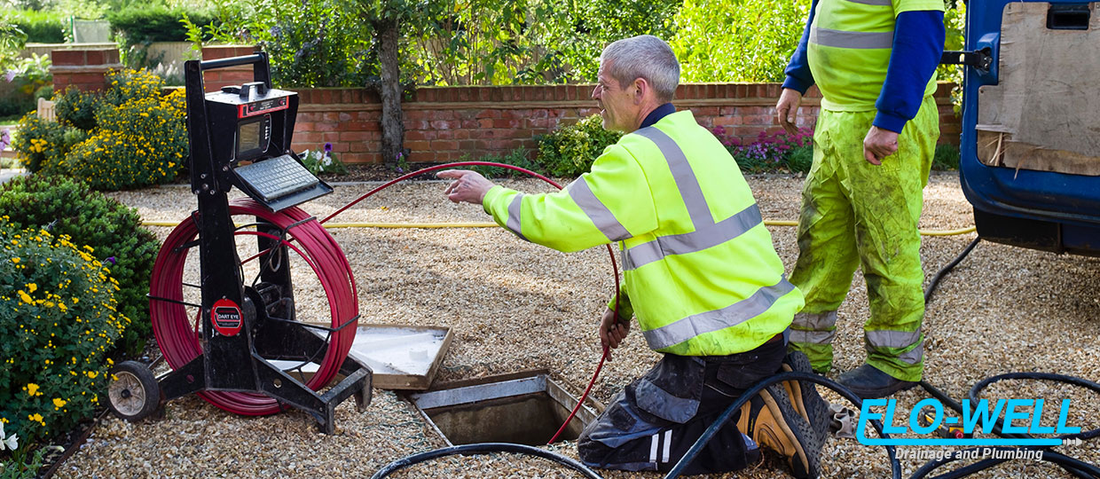 What is a CCTV Drain Survey