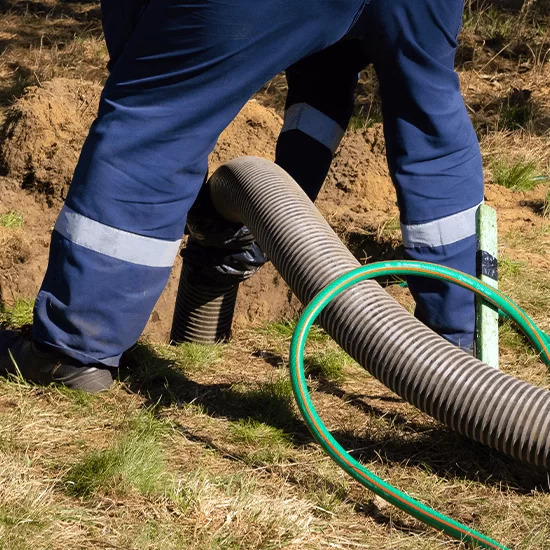 Cesspit Pumping Lower Halstow