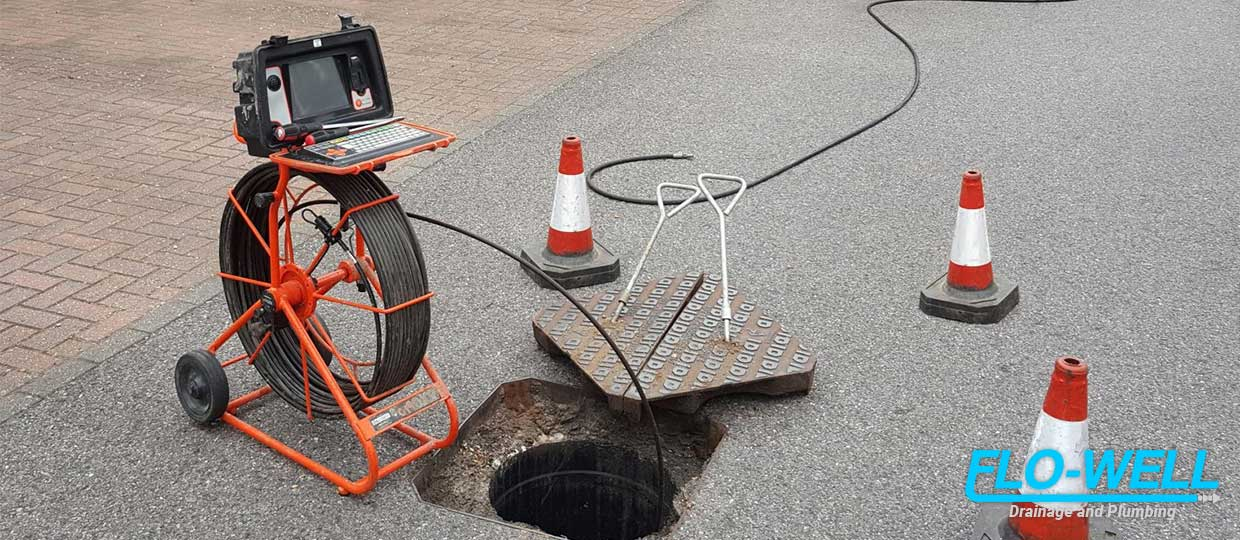 CCTV Drain Surveys – What's Included and Why Might You Need One?